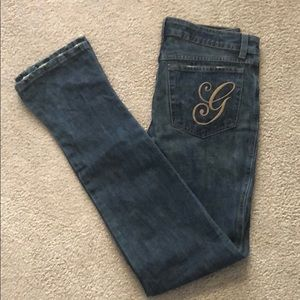 Women's Gucci jeans